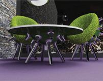 Alien's Chair
