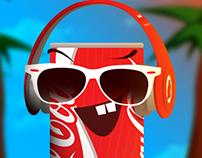 Coke Can - pre - Summer 2013 | Coca-Cola