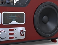 Vacuum Tube Speakers