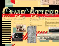 Camp Atterbury Timeline