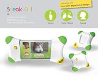 Speak Up! Design for bilingual children