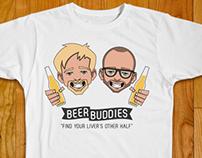 THREADLESS + DRIBBBLE: BeerBuddies