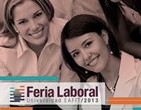 Feria Laboral EAFIT