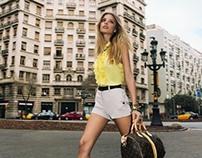 Plaza Kvinna story in Barcelona