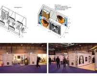 Alain Mikli® - Exhibition booths - 1998/2003