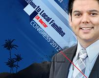 Dr. Raul Ruiz Congressional 2012 Race