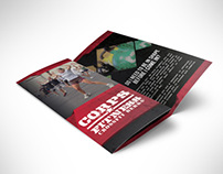 CORPS FITNESS Trifold