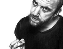 Euroman Magazine - Portraits