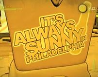 FX Networks It's Always Sunny In Philadelphia Promos