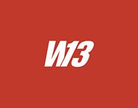 W13 Racing Logo