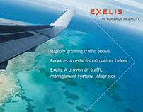 Exelis Print Advertising
