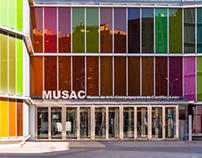 MUSAC · Mansilla + Tuñón
