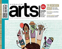 Computer Arts Issue 47, May 2013 : THE REDESIGN ISSUE