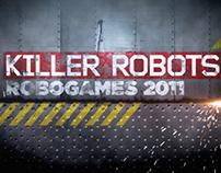 Science Channel Killer Robots Robogames 2011 Open
