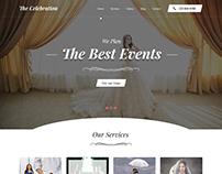 Banquet Hall WordPress theme