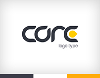 Core Logo Type