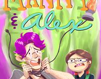 Manny & Alex (Comic)