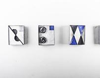 Color Sketches , I , II , III & IV .     2013
