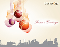 Transcorp 2012 Christmas Card