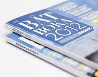 Redesign: Båtboka 2012