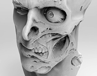 3D Scanning - Batman: The Dark Knight