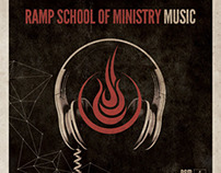 Ramp School of Ministry Music CD Cover