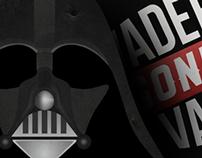 Vader Helmet - Vaders Gonna Vade