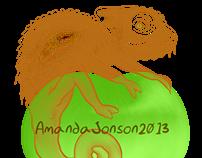 Caramel Chameleon