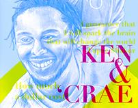 Kendrick & Lecrae Poster