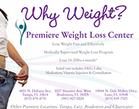 Premier Weight Loss Center Ad