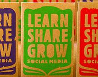 Learn, Share, Grow