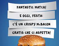 McDonald's/Gattuso Tifa Italia