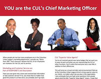 Internal Communication Piece - Columbus Urban League