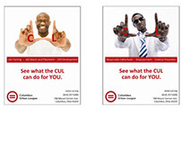 Columbus Urban League Ads