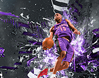 Vince Carter: The Dunk!!