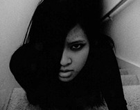 Self-Portrait - B&W Photography