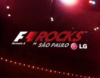 F1 Rocks São Paulo