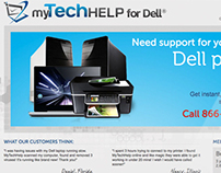 Tech Support Landing Pages