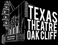 The Texas Theatre Graphic Content