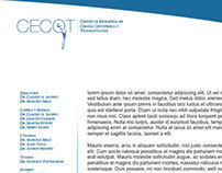 CECOT Logo and extras