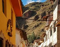 Escenas de Cusco y El Valle Sagrado.