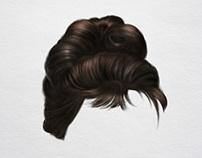 BE AN ICON / Hair salon