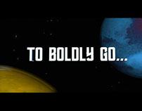 TO BOLDLY GO: Celebrating Star Trek