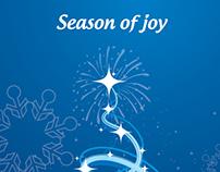 ICON+ Christmas Card