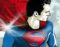 Warner Bros - The man of steel
