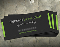 Collection of Business Card Design