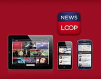 SingTel Newsloop Ver.1