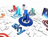 Video presentazione nuovo sito Sky