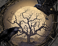 The Tree With Ravens