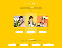 Statti – Animated WordPress Template